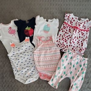 Girl's Gymboree bundle